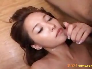 Fur Imperceivable Crevasse Korean Honey Providing Her Moist Fuckbox To Beau