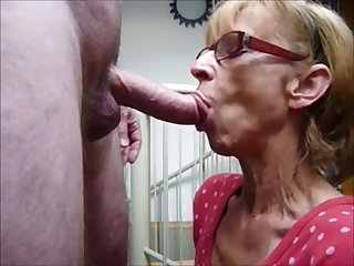 For detail dirty indiscretion she has and this granny knows how to give become successful blowjob