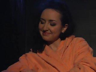 dayana dineva (alice in etvshow), bulgarian nude shower show