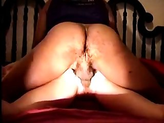 Hairy amateur peluda unshaded quickie VHS classic re-edit