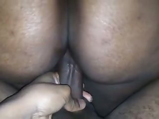 That's how I like to be fucked apart from a SSBBW and this fat slut got a donk