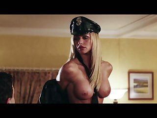Cops and knockers compilation starring Alexandra Daddario and other formulation