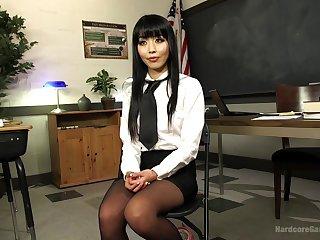 Marica Hase - HardcoreGangBang 03-16-16 720p (5on1, IR,