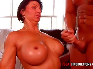 Missy Gold french hellacious Cougar