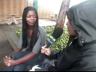 adorable ebony young cutie gets gangbanged by uninspiring guys for college book money
