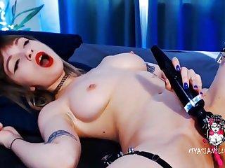Incredible Coitus Video Big Tits New