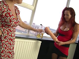 Marvelous Wendy knuckles plus tastes her pal with
